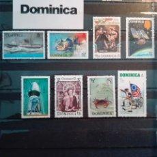 Sellos: SELLOS DOMINICA. Lote 133863670