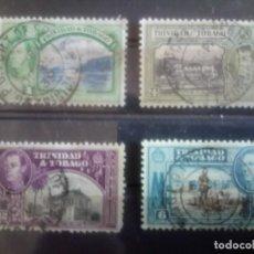 Sellos: TRINIDAD Y TOBAGO 1939I. Lote 135304586