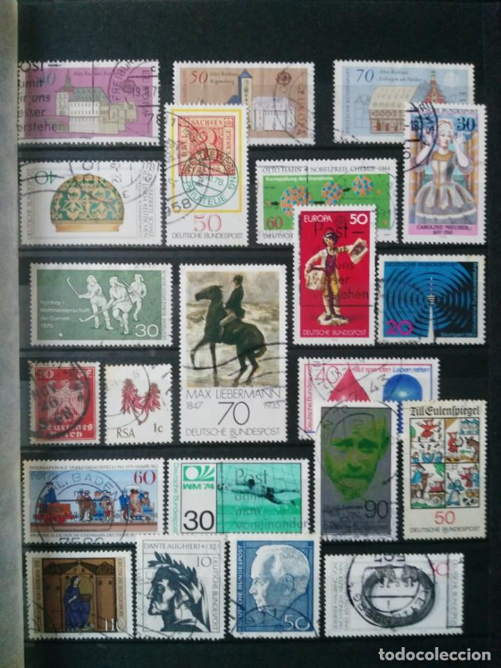 Sellos: Lote clasificador y mas de 200 sellos - Foto 8 - 135716143