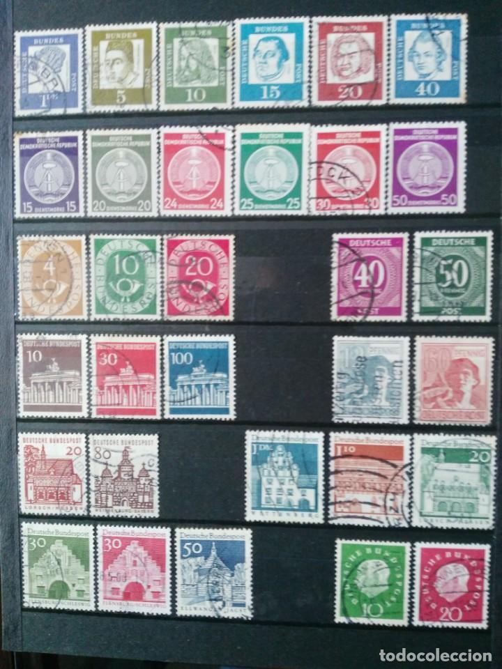 Sellos: Lote clasificador y mas de 200 sellos - Foto 11 - 135716143