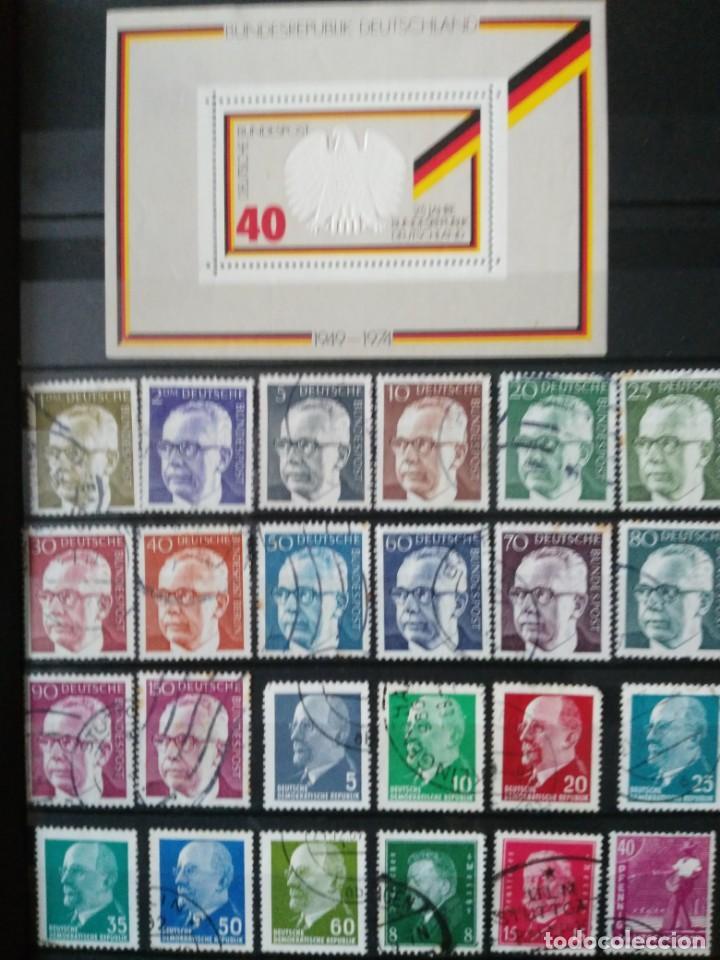 Sellos: Lote clasificador y mas de 200 sellos - Foto 12 - 135716143