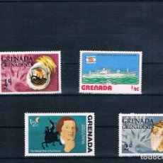 Sellos: SELLOS DE GRENADA SIN USAR NUEVOS (AMÉRICA). Lote 137574598