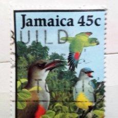 Sellos: JAMAICA, SELLO USADO . Lote 140351342
