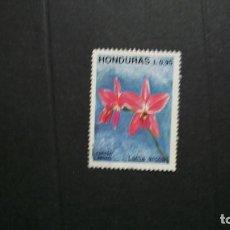 Sellos: HONDURAS-1991-Y&T PA 757**(MLH)-A 10%. Lote 140461250