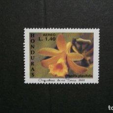 Sellos: HONDURAS-2002-Y&T PA 1121**(MLH)-A 10%. Lote 140461642