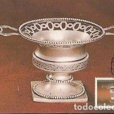 Sellos: SUDÁFRICA & MAXI, PLATERÍA DEL CABO, CIUDAD DEL CABO 1985 (590). Lote 143891558