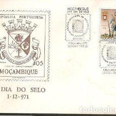 Sellos: MOZAMBIQUE & FDC DÍA DEL SELLO, LOURENÇO MARQUES 1971 (8750). Lote 143903734