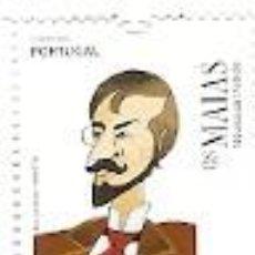 Stamps - Portugal ** & Personajes de Los Mayas por Eça de Queirós, João da Ega 2018 (6826) - 146697382