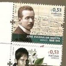 Stamps - Portugal ** & Nombres de Historia y Cultura Portuguesa 2018 (5707) - 149593722