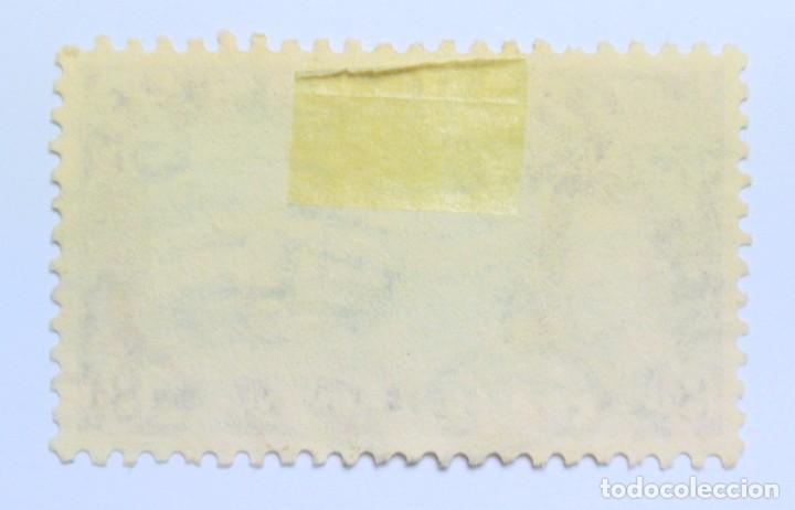 Sellos: Sello postal BAHAMAS 1954 , 8 d , PLAYA PARAISO, Usado - Foto 2 - 150808218