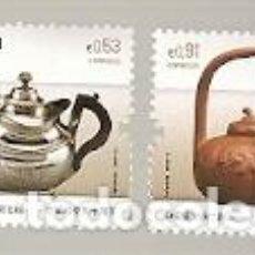 Sellos: PORTUGAL ** & PORTUGAL Y CHINA, 40 AÑOS DE RELACIONES DIPLOMÁTICAS (8939). Lote 154191486