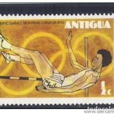 Sellos: ANTIGUA 1976 - YVERT 423 ** ( NUEVO ). Lote 156448234