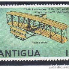 Sellos: ANTIGUA 1978 - YVERT 485 ** ( NUEVO ). Lote 156448482