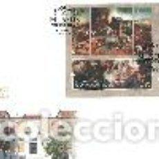 Sellos: PORTUGAL & FDCB TESOROS DE MUSEOS PORTUGUÉS, LISBOA 2016 (1537). Lote 156723266
