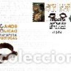 Sellos: PORTUGAL & FDC 150 AÑOS DE ABOLICIÓN DE LA ESCLAVITUD EN PORTUGAL 2019 (3422). Lote 156740602