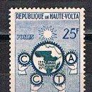 Sellos: ALTO VOLTA (COLONIA FRANCESA) Nº 90, 10º ANIVº DE LA COOPERACION TECNICADE AFRICA DE SUR Y SAHARA, U. Lote 158428678
