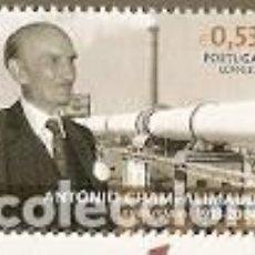 Stamps - Portugal ** & Cifras Historia y Cultura portuguesa, Antonio Champalimaud, Empresario 2018 (7766) - 160673710