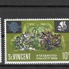 Timbres: ST. VICENTE Nº 258 AL 260 (**). Lote 160833326