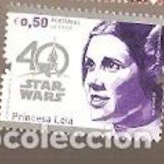 Stamps - Portugal ** & 40 Aniversário, Starwars, Princesa Leia 2017 (8693) - 160882574