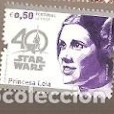 Stamps - Portugal ** & 40 Aniversário, Starwars, Princesa Leia 2017 (8693) - 160940974