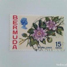 Sellos: BERMUDA SELLOS USADOS. Lote 162565666