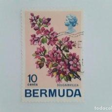 Sellos: BERMUDA SELLOS USADOS. Lote 162565762