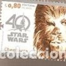 Sellos - Portugal ** & 40 Aniversário, Star Wars, Chewbacca 2017 (8689) - 164289338