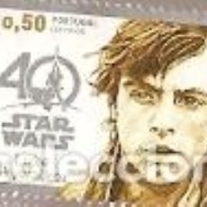 Stamps - Portugal ** & 40 Aniversário, Star Wars, Luke Skywalker 2017 (8694) - 164289898