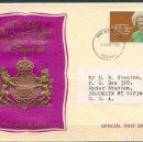 Sellos: ISLAS MALVINAS 1980 - SPD - 80 CUMPLEAÑOS DE HM LA REINA ISABEL LA REINA MADRE. Lote 165598518