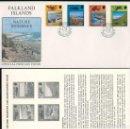 Sellos: ISLAS MALVINAS 1990 - SPD - RESERVA NATURAL. Lote 165599090