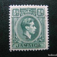 Sellos: JAMAICA, 1938 JORGE VI, YVERT 123. Lote 167257284