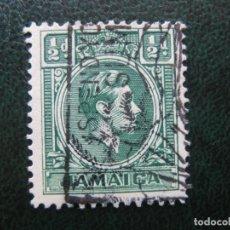Sellos: JAMAICA, 1938 JORGE VI, YVERT 123. Lote 167257844