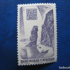 Sellos: SAINT PIERRE & MIQUELON, 1947 YVERT 326. Lote 167825420