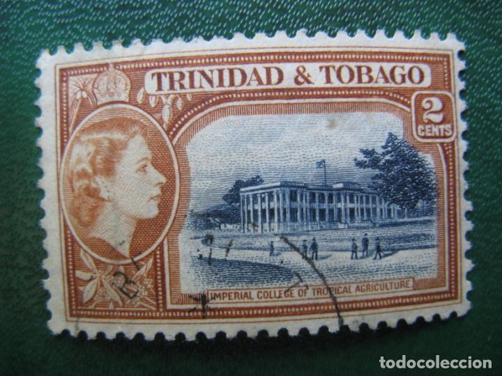 TRINIDAD Y TOBAGO, 1953, YVERT 160 (Sellos - Extranjero - América - Otros paises)