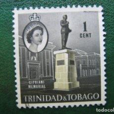 Sellos: TRINIDAD Y TOBAGO, 1960 YVERT 176. Lote 167978708