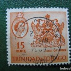 Sellos: TRINIDAD Y TOBAGO, 1960 YVERT 183. Lote 167978872
