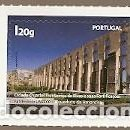 Sellos: PORTUGAL ** & PATRIMONIO DE LA UNESCO, CUARTEL FRONTERIZA DE ELVAS, ACUEDUCTO 2019 (3826). Lote 168515748