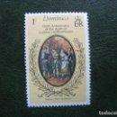 Sellos: DOMINICA, 150 ANIV.MUERTE DE BEETHOVEN. Lote 168790776