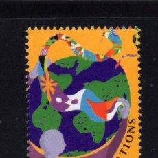 Sellos: NACIONES UNIDAS NEW YORK 791** - AÑO 1999 - SERIE BASICA. Lote 173585654