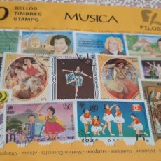 Timbres: SELLOS MUNDIALES DIFERENTES CHACHI. Lote 174387940