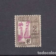 Sellos: GUADALUPE ( COLONIA FRANCESA ).1928. YVERT 55. NUEVO SIN GOMA.. Lote 175453473
