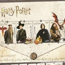 Timbres: PORTUGAL ** & HARRY POTTER, 2019 (9129) . Lote 178336227