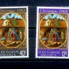 Sellos: ANGUILLA- FOTO 834 - SERIE COMPLETA, NUEVO. Lote 182572987