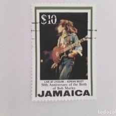 Sellos: JAMAICA SELLO USADO. Lote 182950898