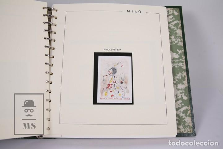 Sellos: Lote de Sellos- Matasellos Especiales de Reus -Tematica de Basquetbol, Año Miró, Año Universal Gaudí - Foto 3 - 184108990
