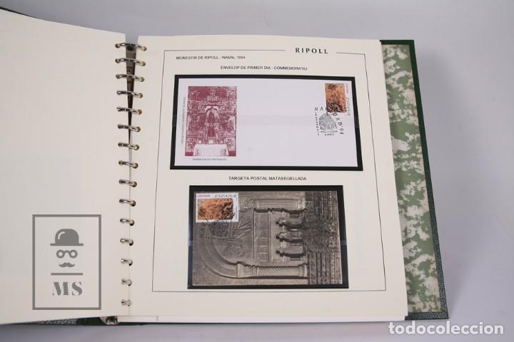 Sellos: Lote de Sellos- Matasellos Especiales de Reus -Tematica de Basquetbol, Año Miró, Año Universal Gaudí - Foto 4 - 184108990