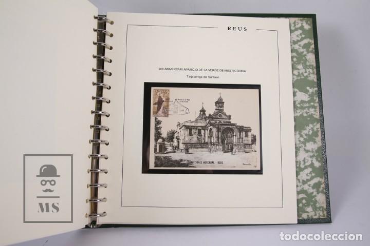 Sellos: Lote de Sellos- Matasellos Especiales de Reus -Tematica de Basquetbol, Año Miró, Año Universal Gaudí - Foto 7 - 184108990