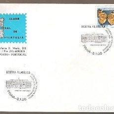 Sellos: CABO VERDE & FDC CLUB NACIONAL DE FILATELIA, PLAYA 2000 (6886). Lote 185898310