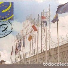 Sellos: PORTUGAL & MAXI, 50º ANIVERSARIO DEL CONSEJO DE EUROPA, LISBOA 1999 (2579). Lote 186043141