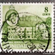 Sellos: TRINIDAD Y TOBAGO, 1 SELLO USADO. Lote 190104705